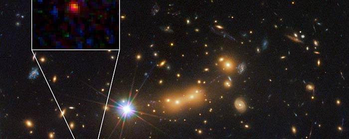 ¿El objeto más distante del universo?