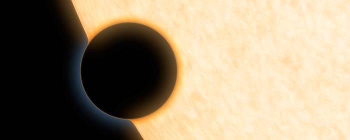 HAT 11b exoplanet og hvordan man kan se at der er klar atmosfære på den