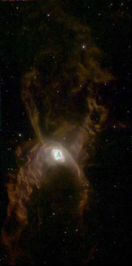NGC 6537 | ESA/Hubble