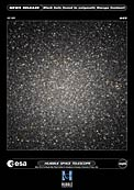 The majestic globular Omega Centauri