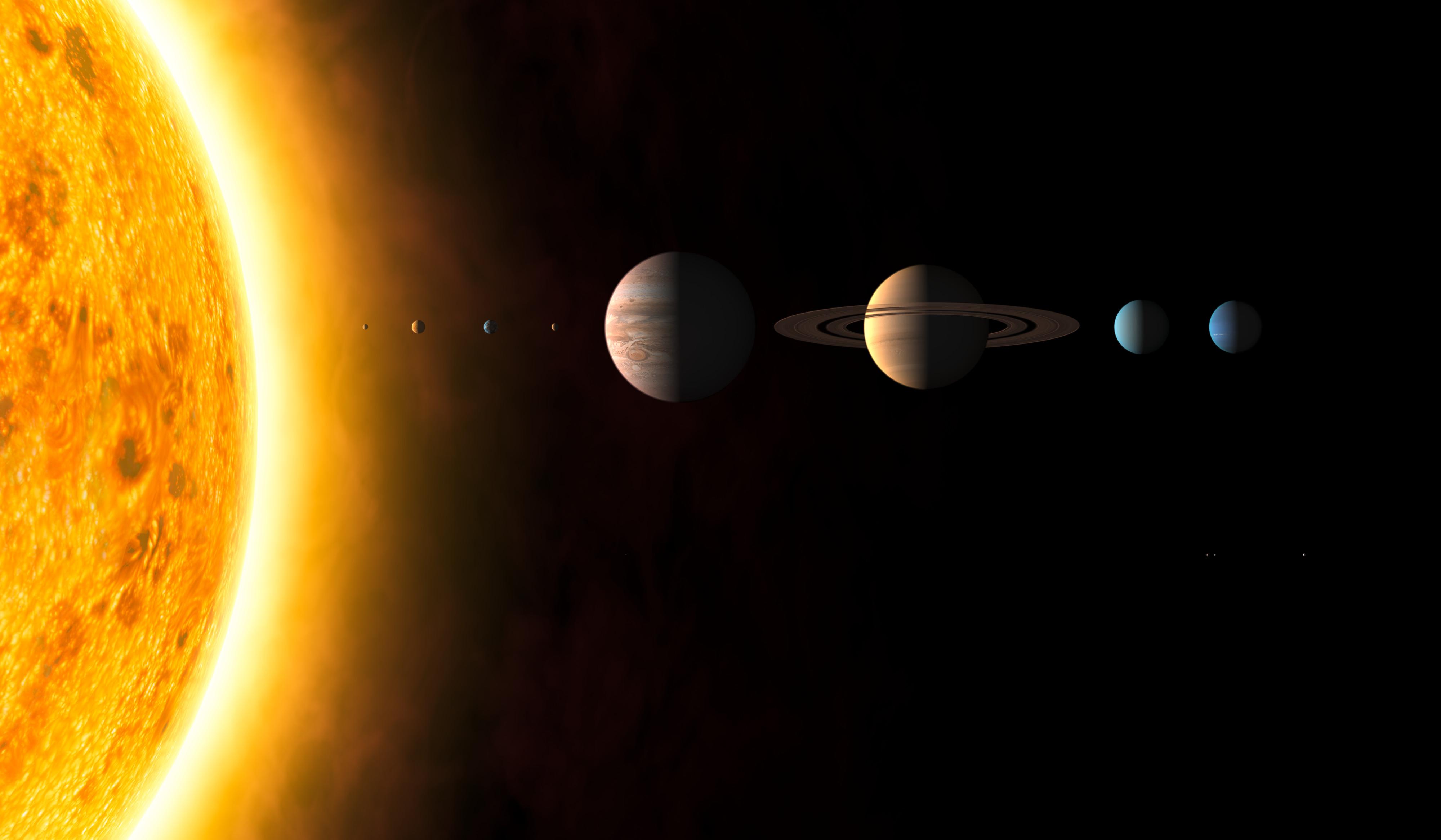 hubble telescope solar system - photo #6