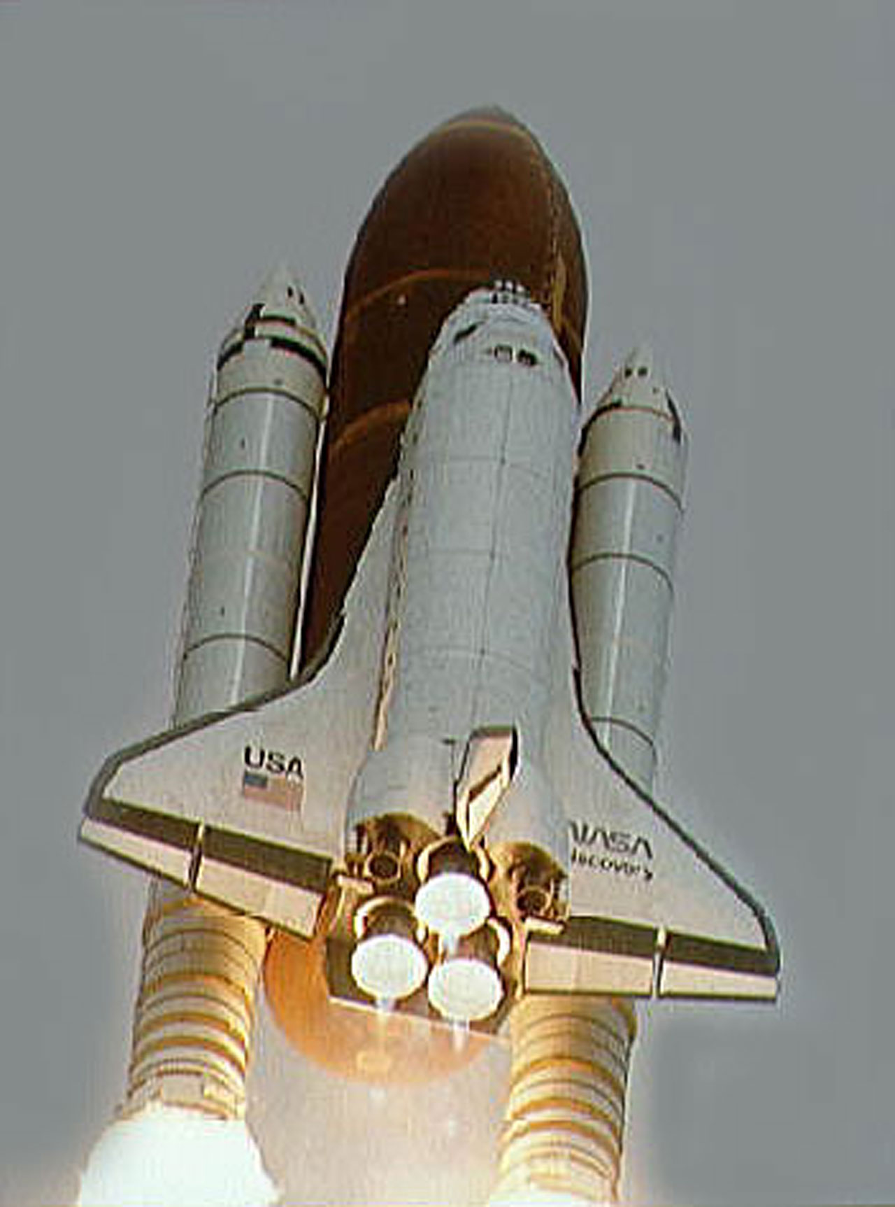 Schuttle Discovery (STS-31)