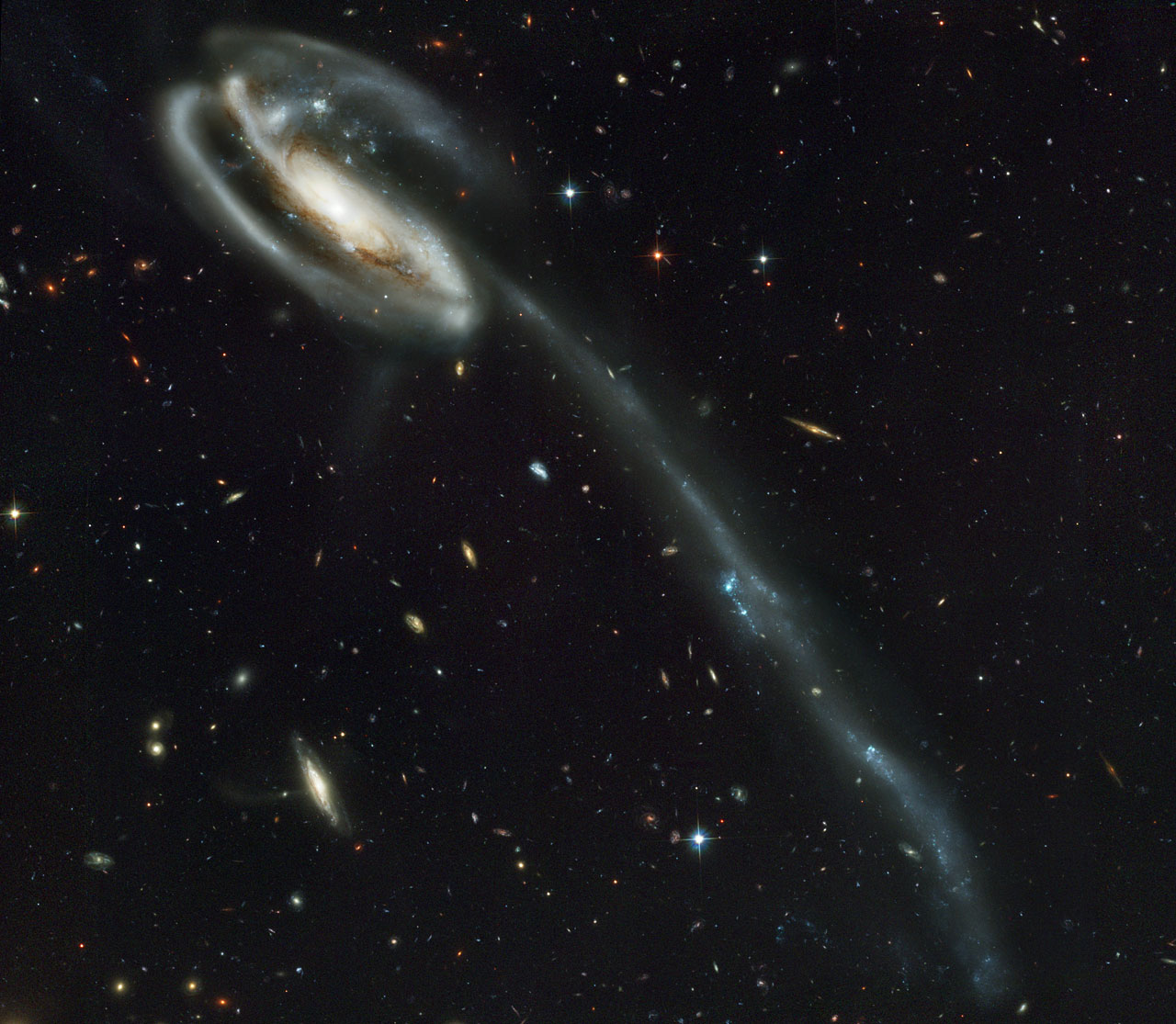 Hubble's Advanced Camera unveils a panoramic new view of ...