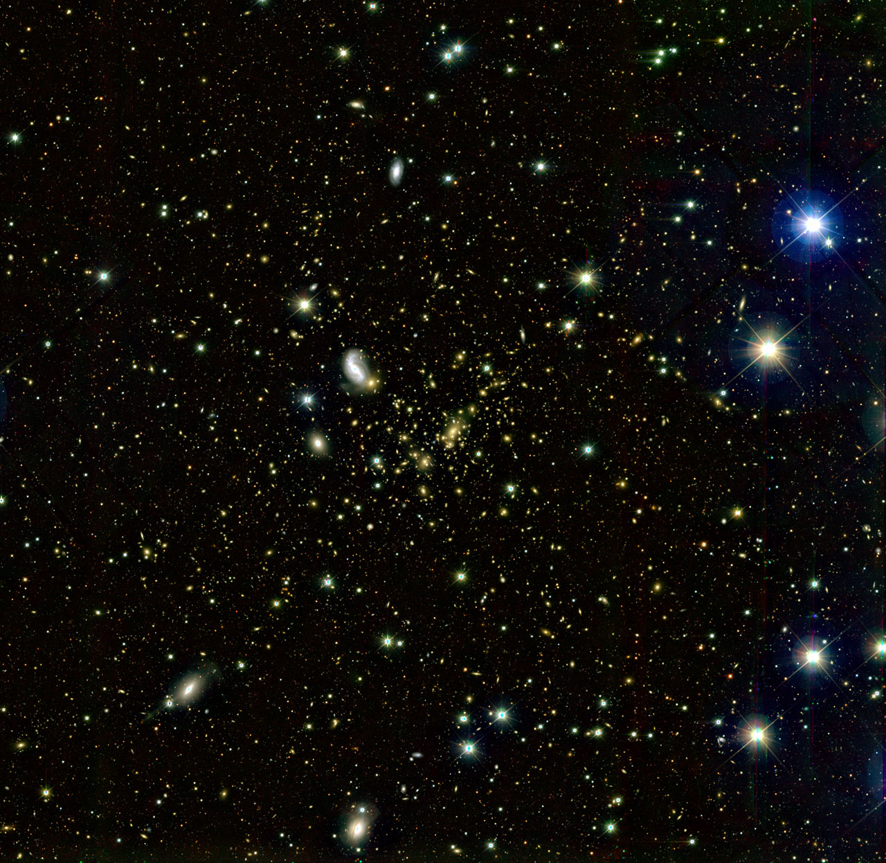 galaxies in the universe poster - photo #38