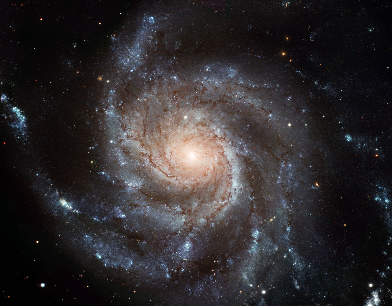 Largest ever Hubble galaxy portrait - stunning HD image of ...