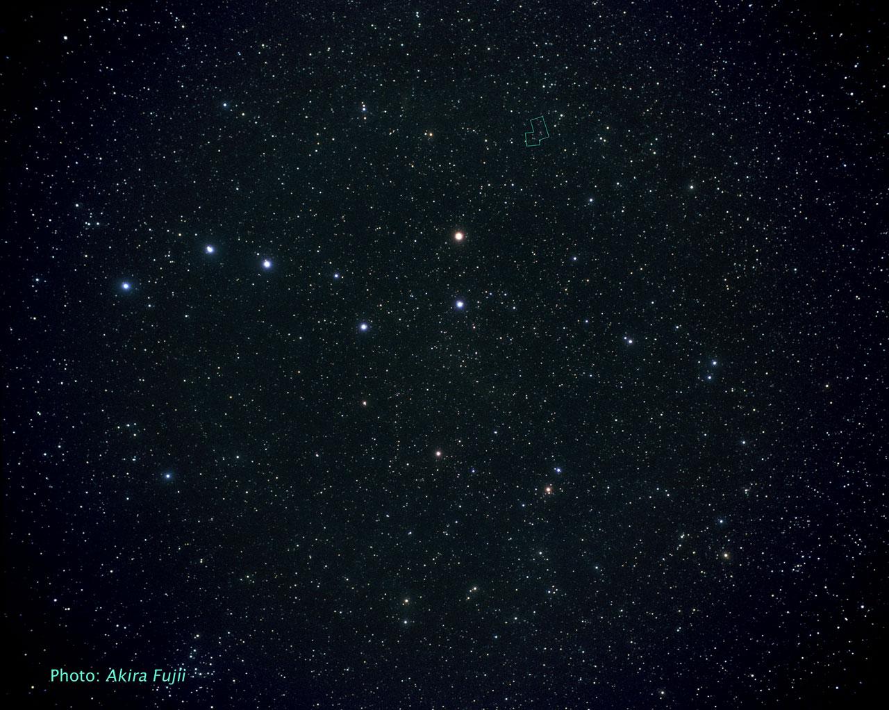 cross constellation hubble telescope - photo #30