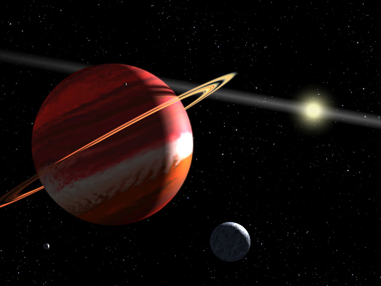 Hubble observations confirm that planets form from disks ...
