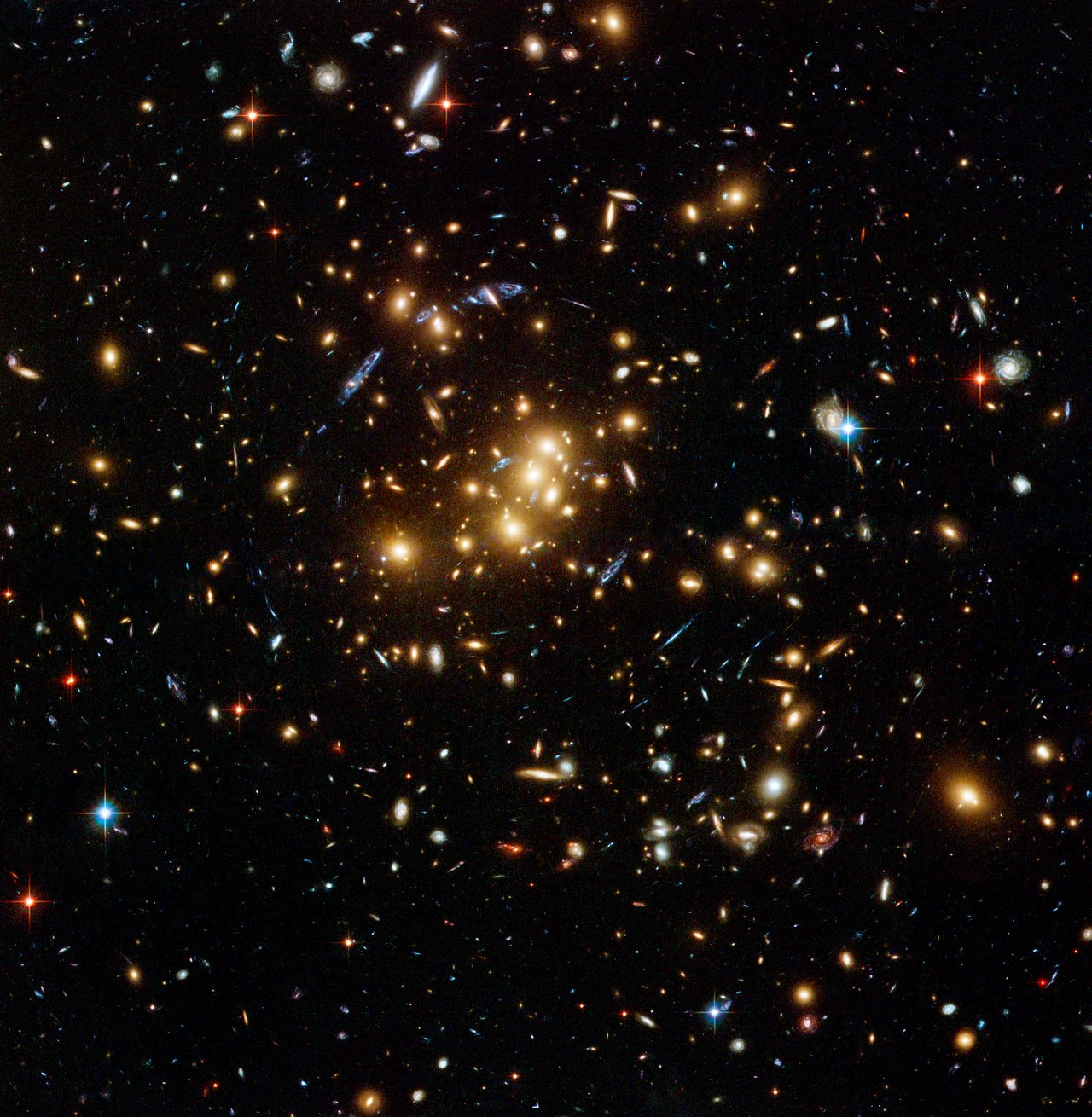 galaxies hubble telescope discovers - photo #18