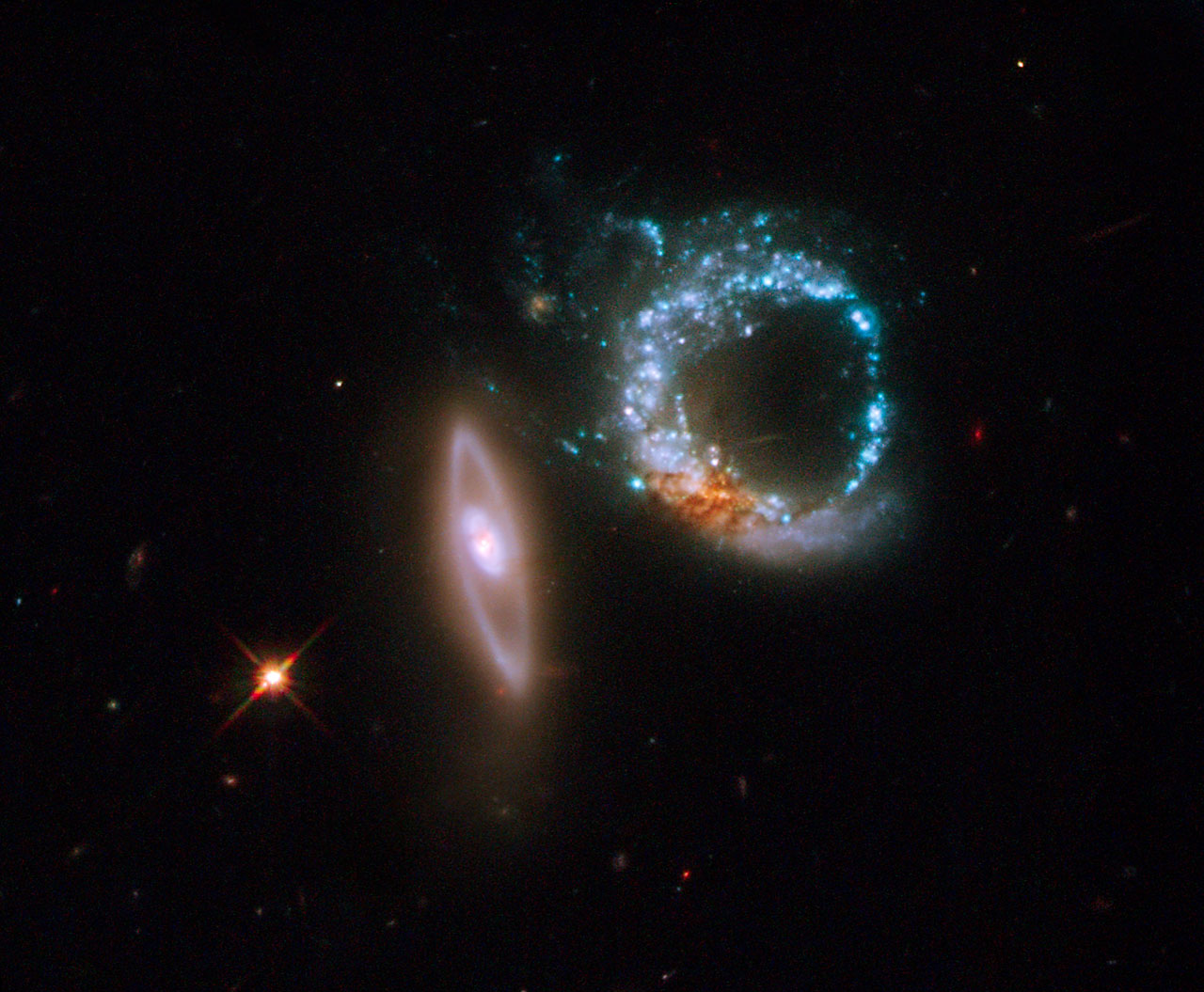 The NASA/ESA Hubble Space Telescope is back in business ...