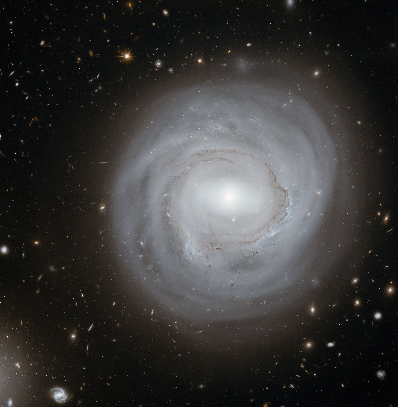 NGC 4921 Image Courtesy of Hubble/ESA