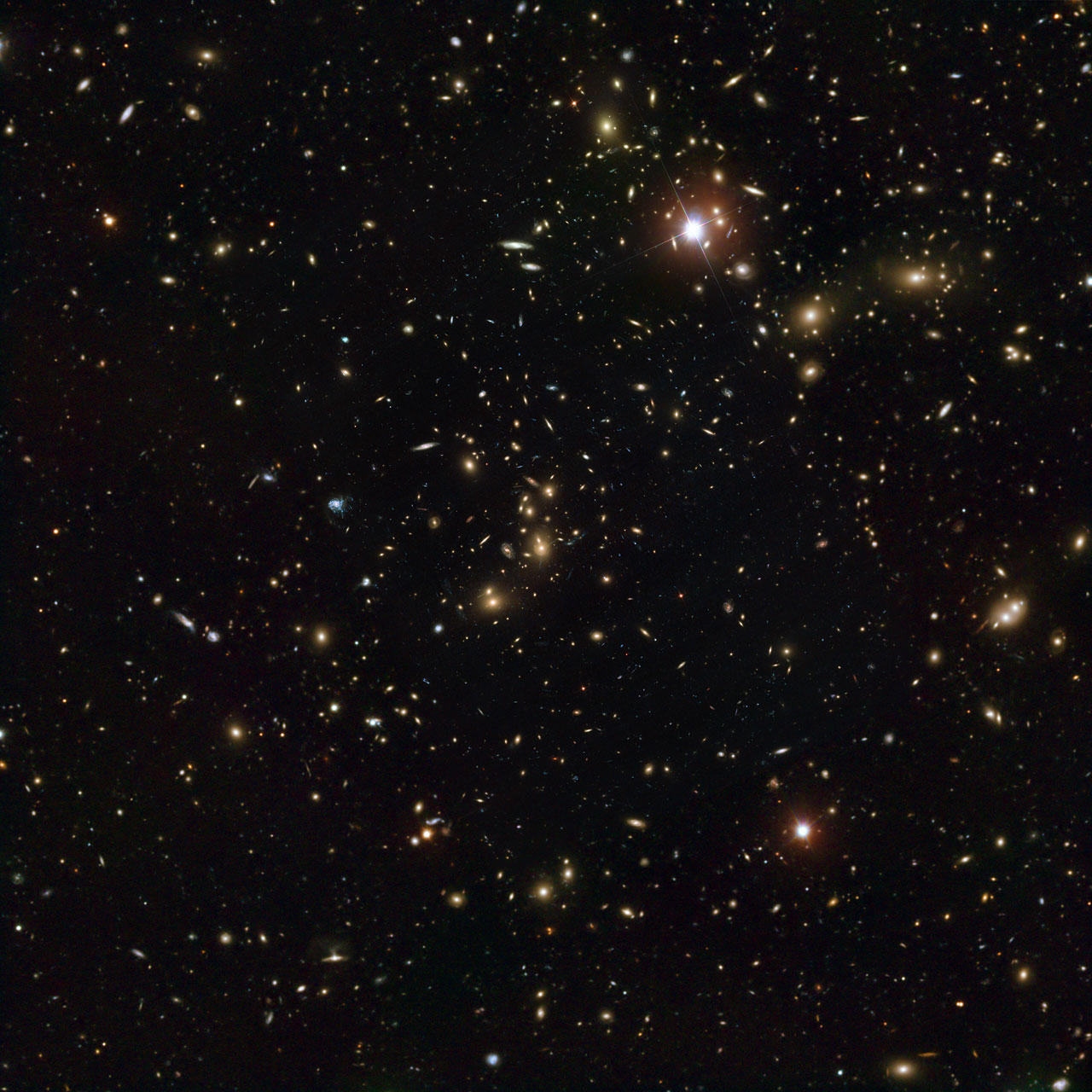 hubble galaxy hd clusters - photo #7