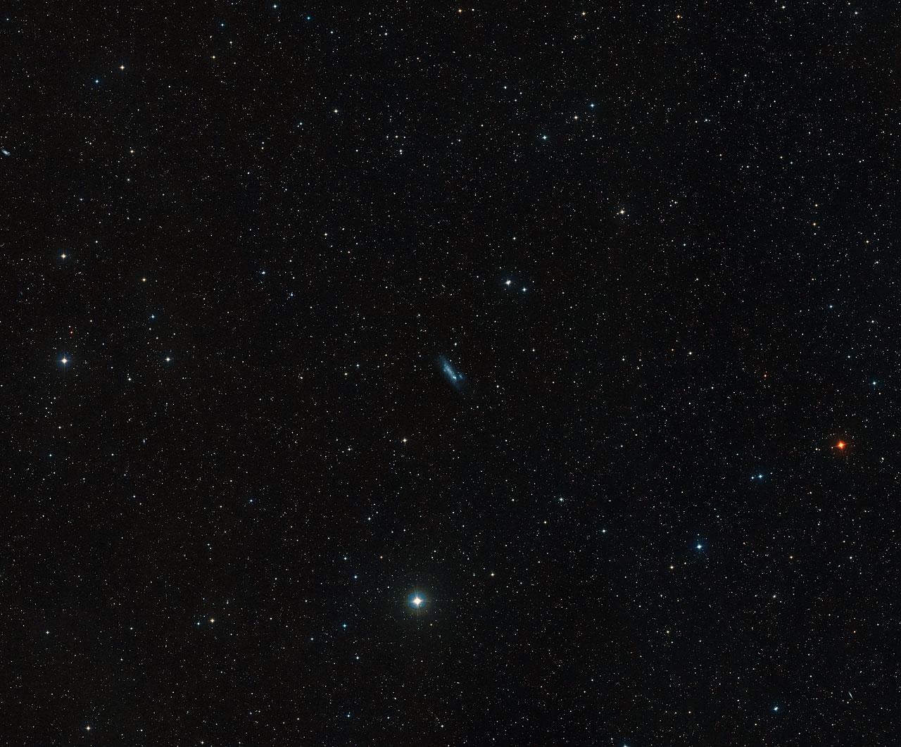 NGC2366 widefield