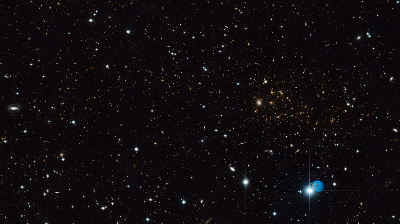 dark space images hubble - photo #14