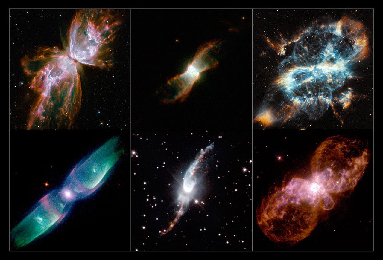 Curieux alignements de nébuleuses planétaires sur le plan de la Voie Lactée