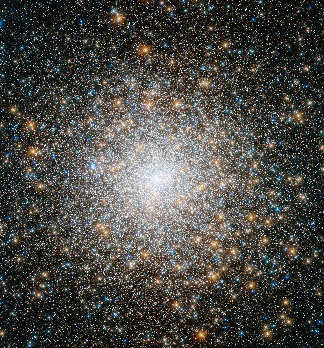 star clusters hubble-#12