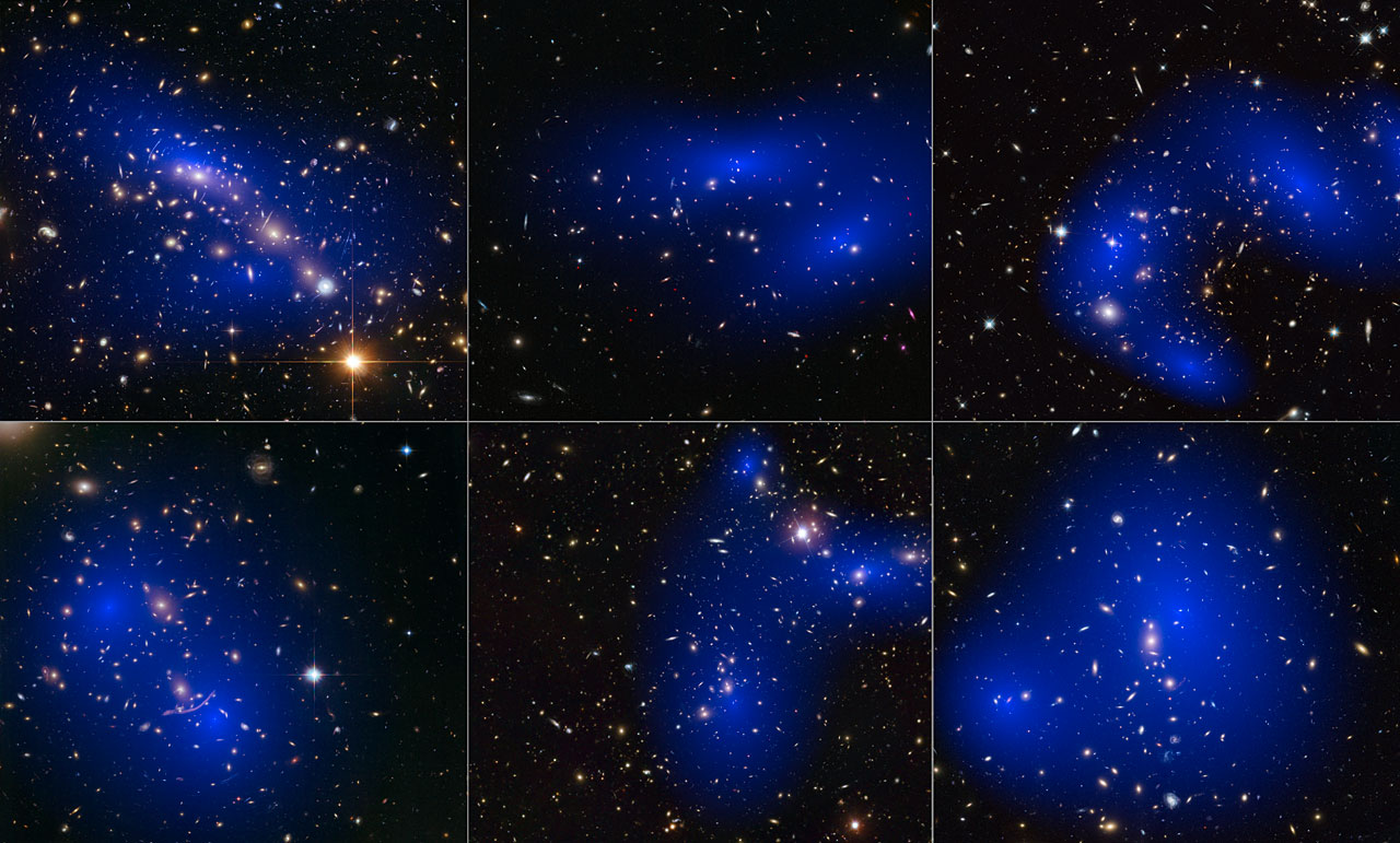 Science Release: Dark matter even darker than once thought