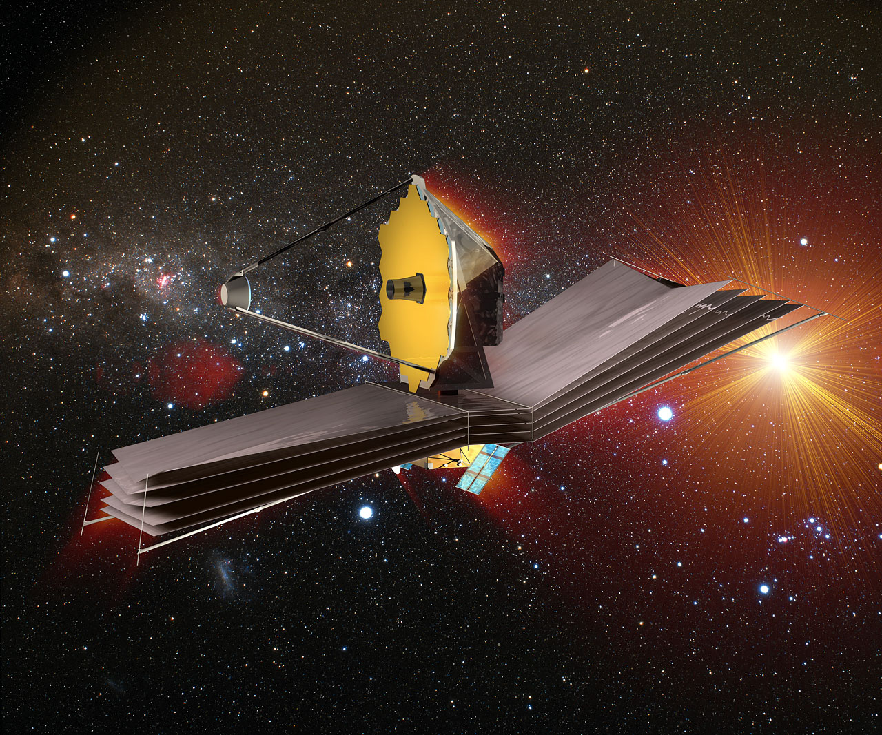 the next generation space telescope essay The james webb space telescope  the jwst originated in 1996 as the next generation space telescope (ngst) in 2002 it was renamed after nasa's second .