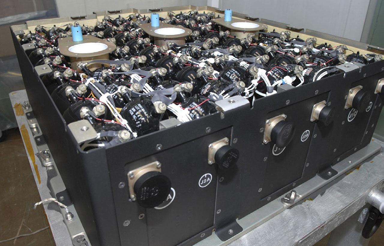Batteries Esa Hubble Esa Hubble