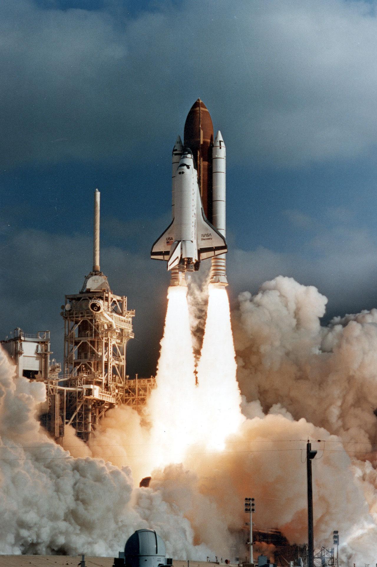 space shuttle hubble telescope - photo #28