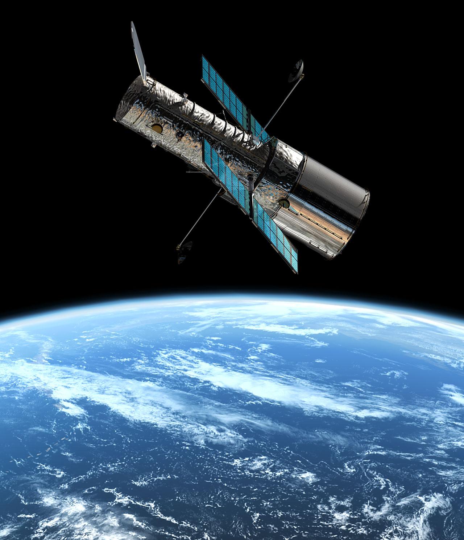 Resultado de imagem para Hubble Space Telescope