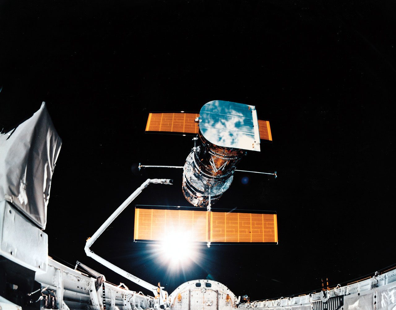 HUBBLE SPACE TELESCOPE DISCOVERIES « Optics & Binoculars