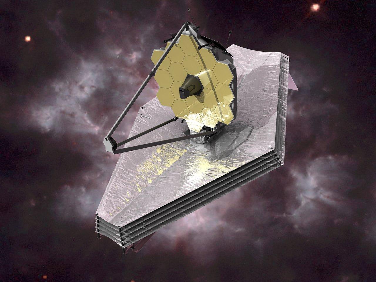 James webb space telescope launch date in Brisbane