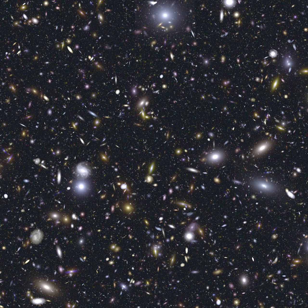 The Astronomist: The Hubble Extreme Deep Field