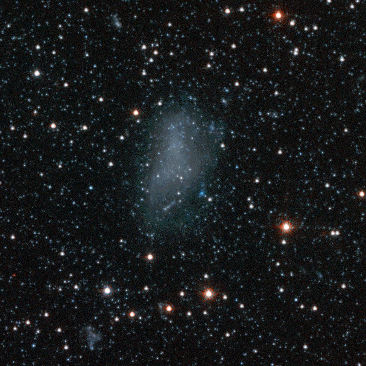 Andromeda Galaxy Halo Details - 5 | ESA/Hubble