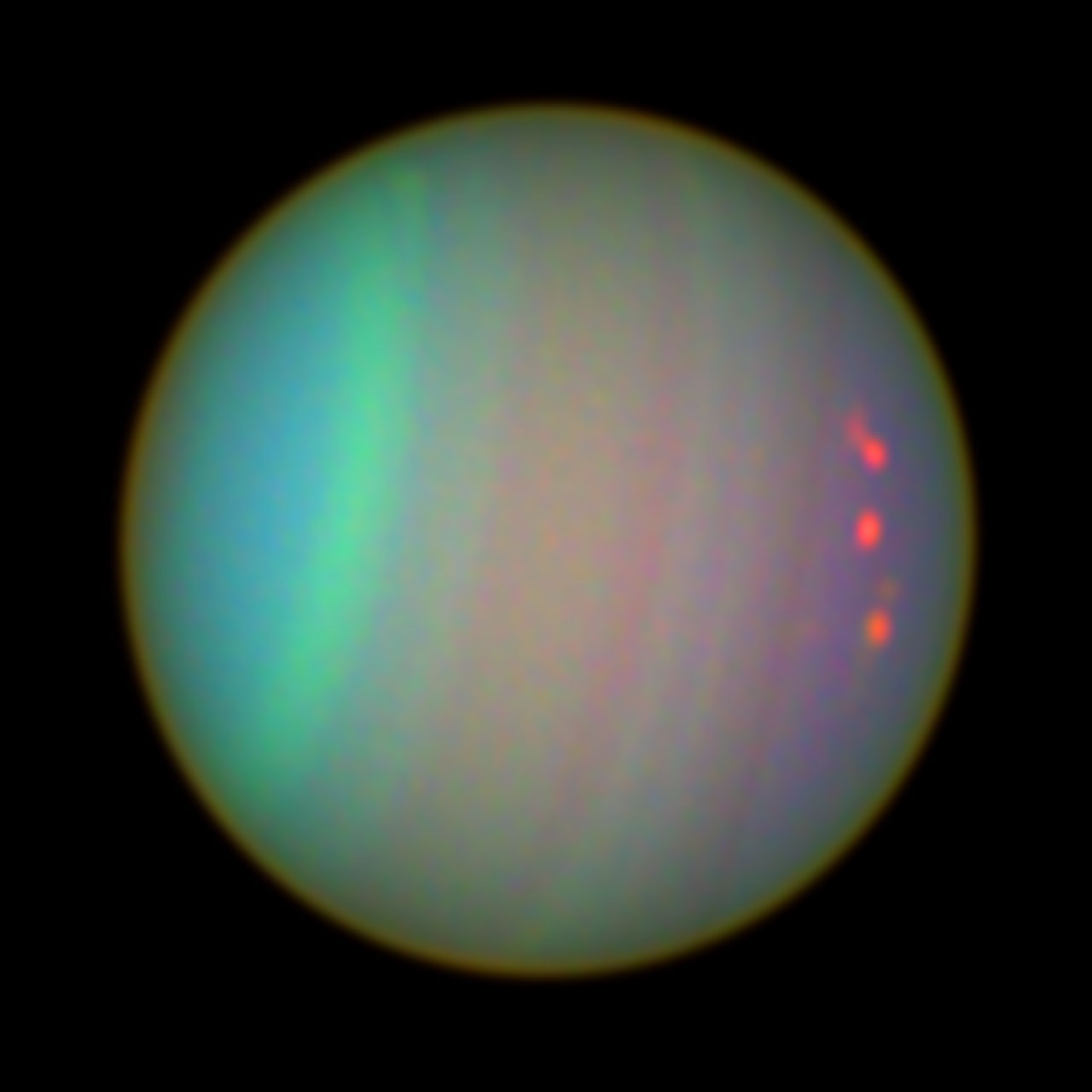 Uranus as Seen with co...