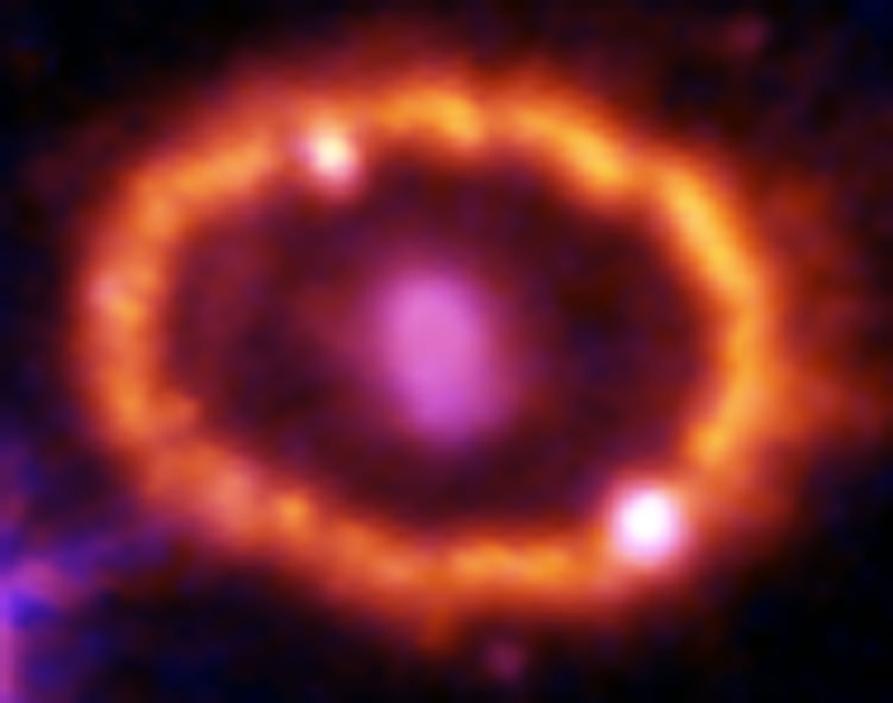 supernova first observed in 400 years - photo #20