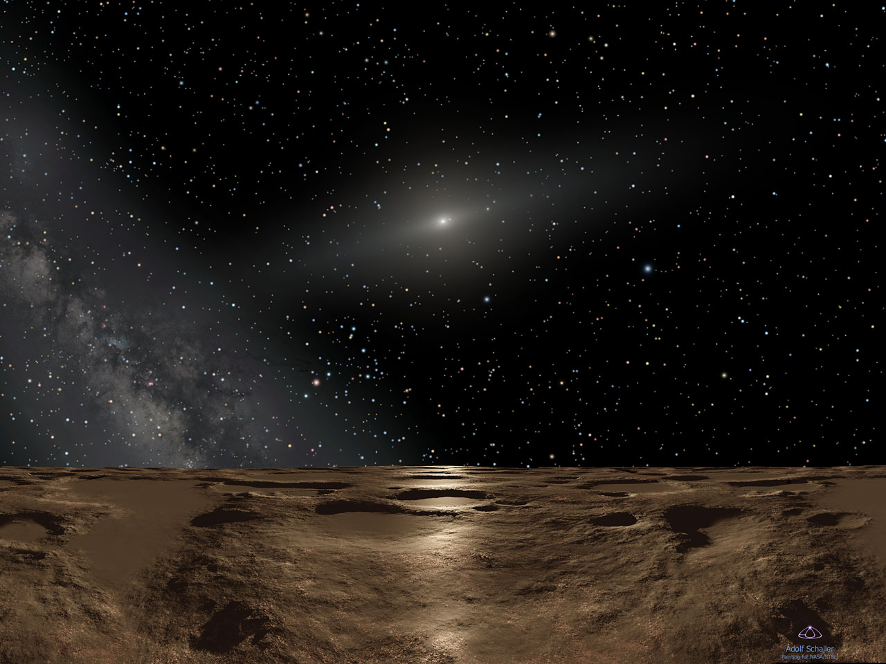 farthest dwarf planet from the sun - photo #17