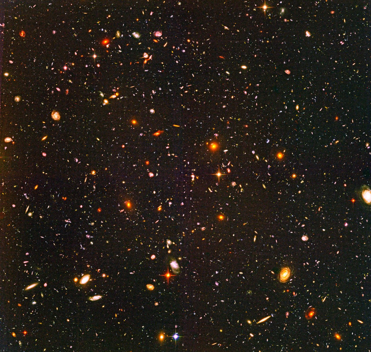 best hubble deep field - photo #35
