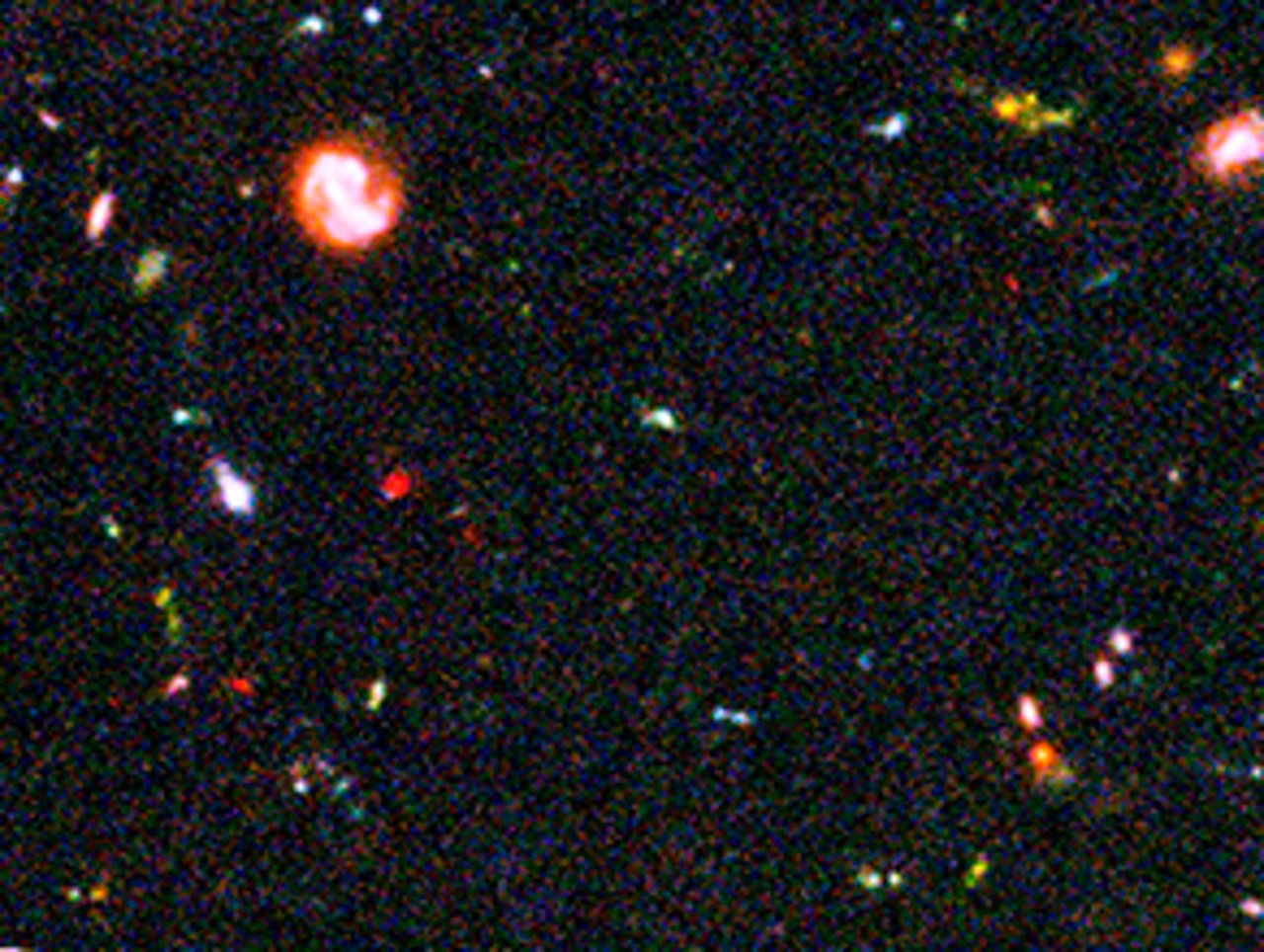 best photos of distant galaxies - photo #1
