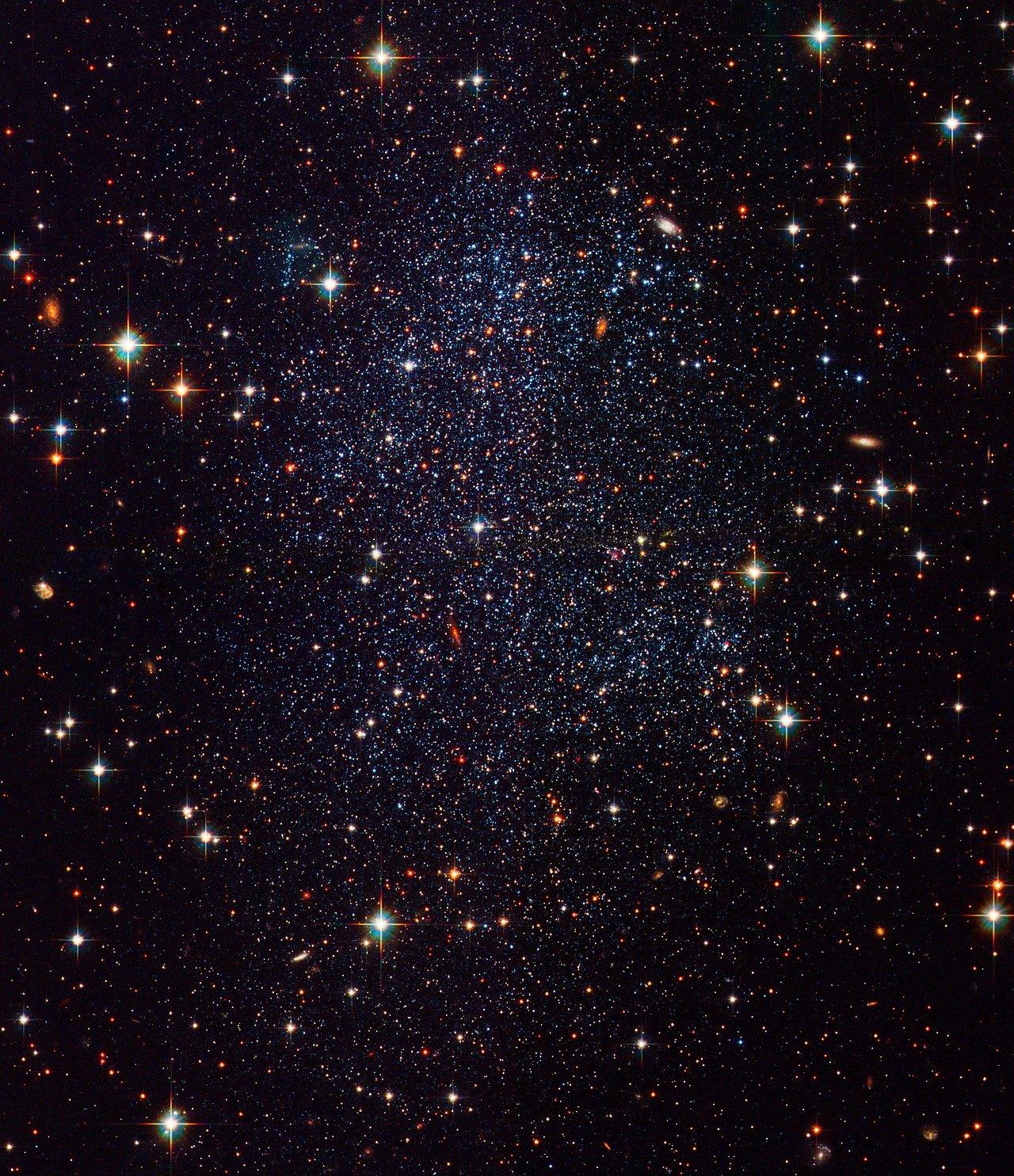 hubble irregular galaxy - photo #20