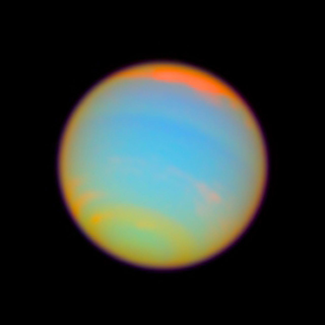 Real Pictures Of Neptune The Planet - Pics about space