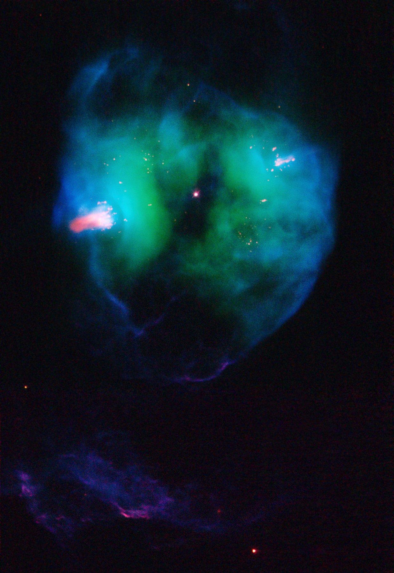Planetary Nebula NGC 2371 | ESA/Hubble