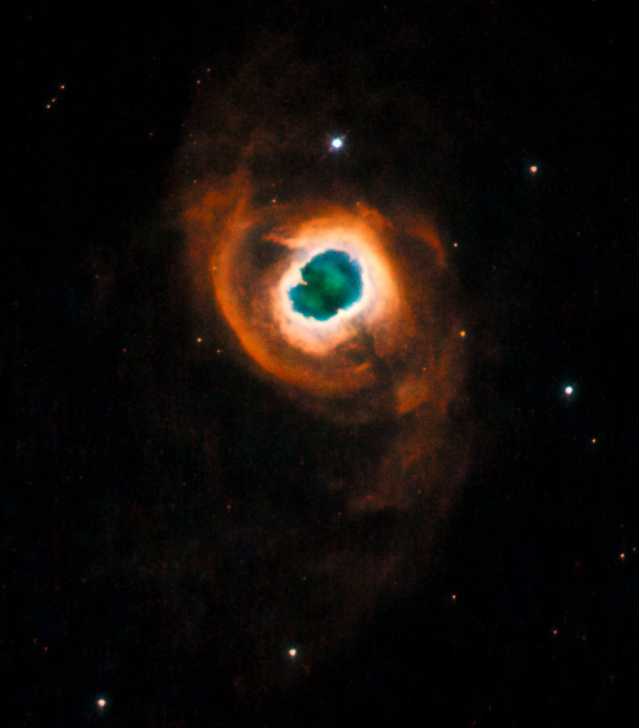 Planetary nebula K 4-55 | ESA/Hubble