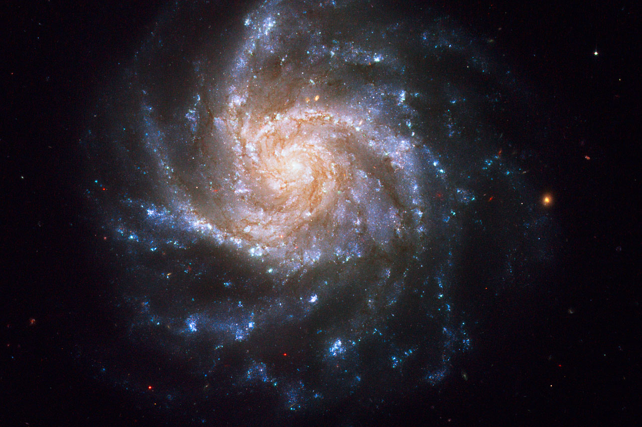 Spiral galaxy NGC 1376 | ESA/Hubble