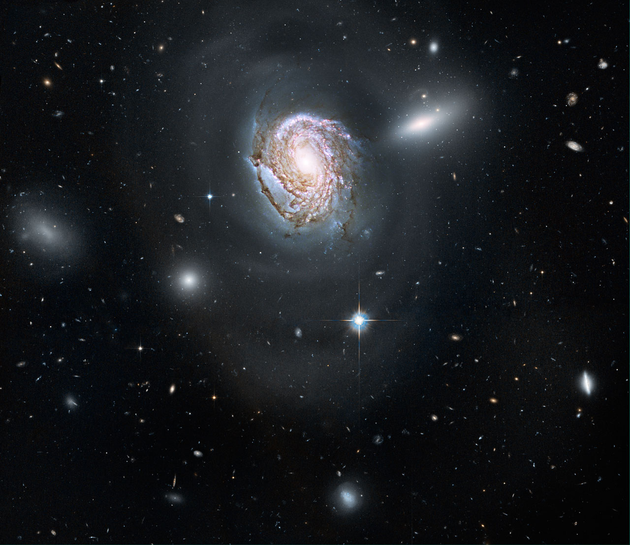 space galaxy formation - photo #5