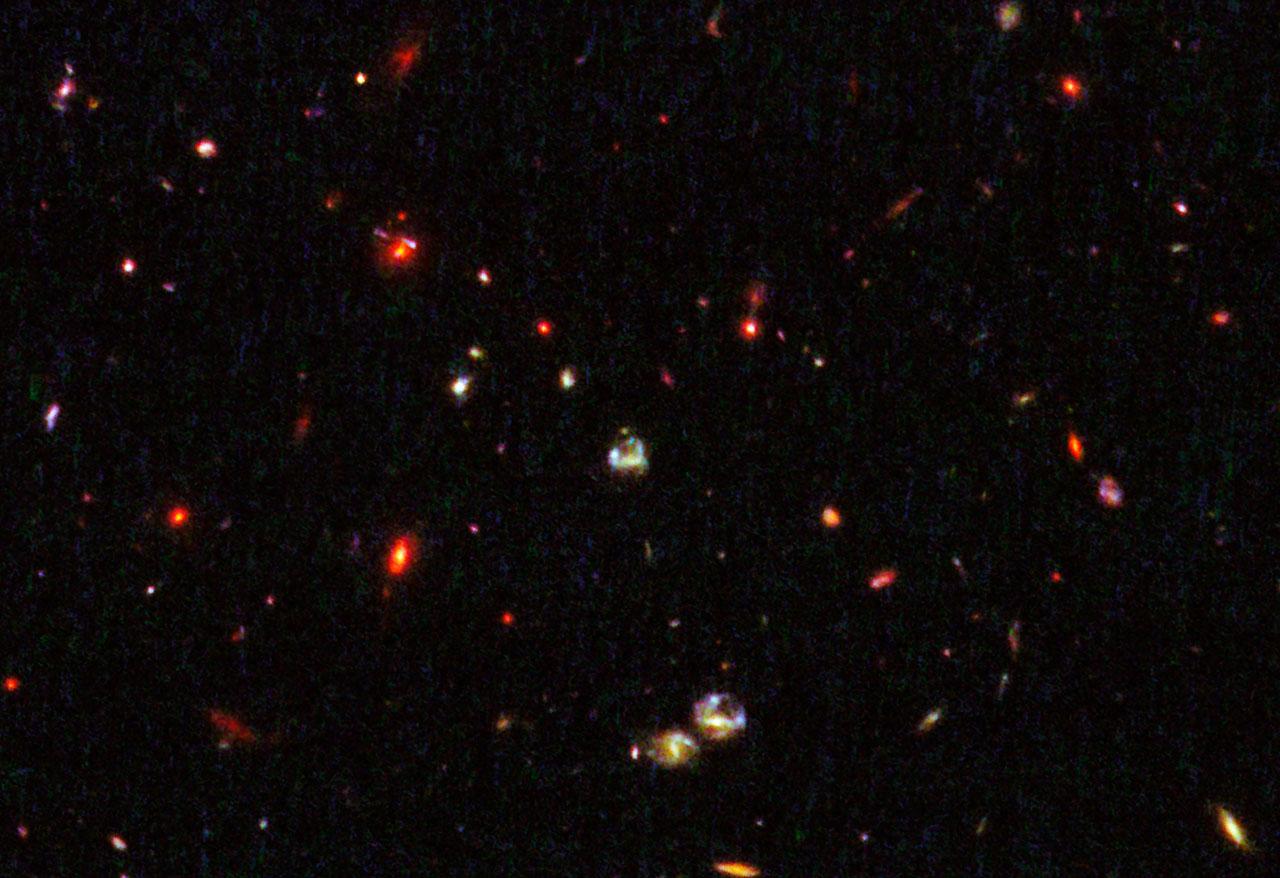 blue black hole gravitational lensing - photo #5