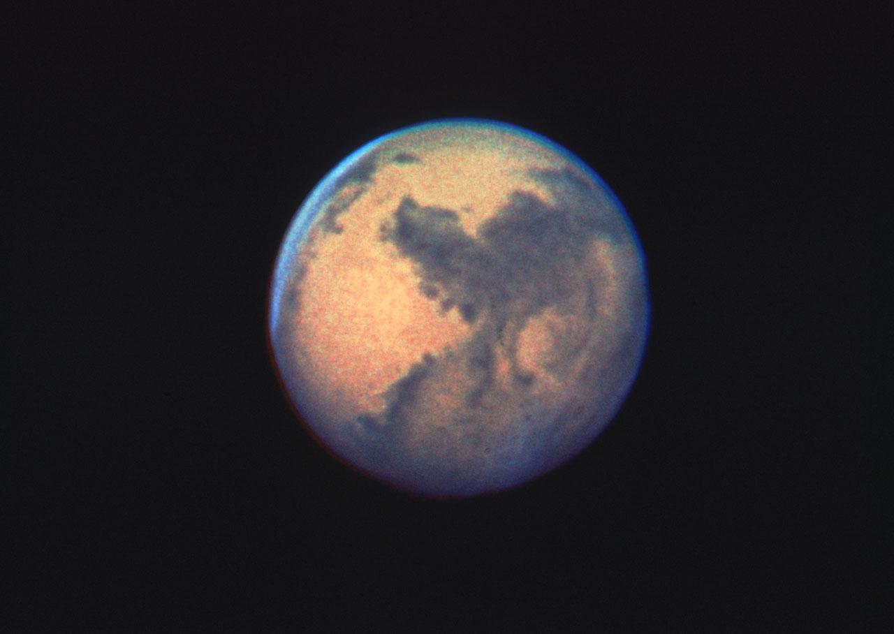 hubble telescope mars - photo #11