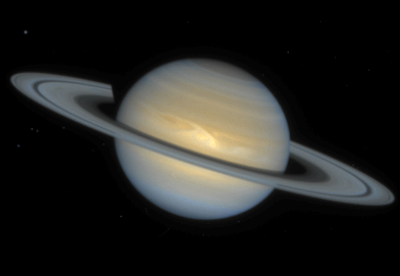 real planet saturn - photo #39