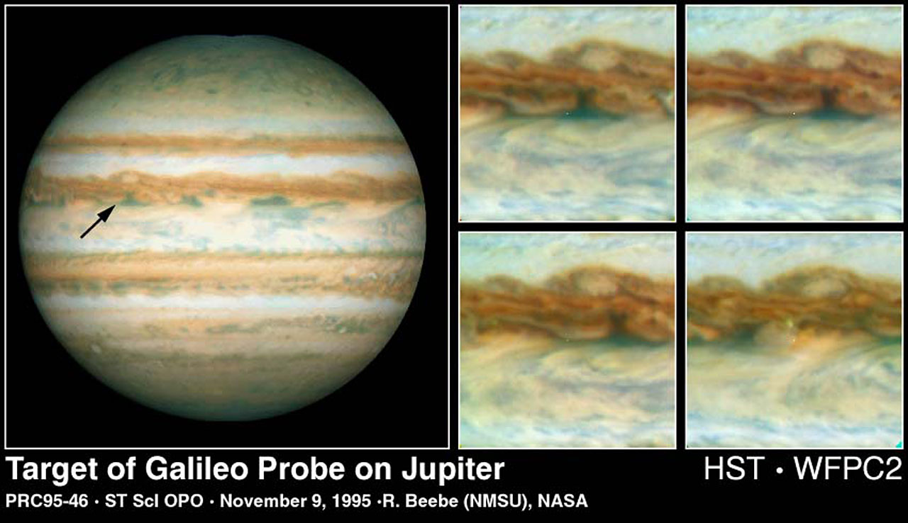 Galileo Space Probe Jupiter - Pics about space