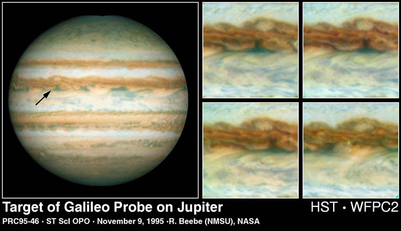 galileo probe jupiter - photo #9