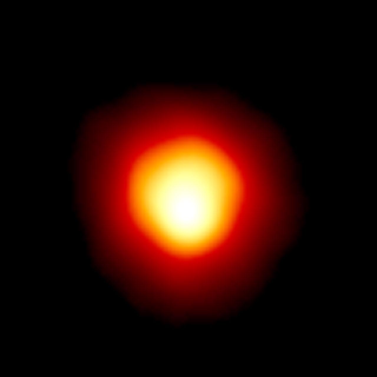 The Atmosphere of Betelgeuse | ESA/Hubble