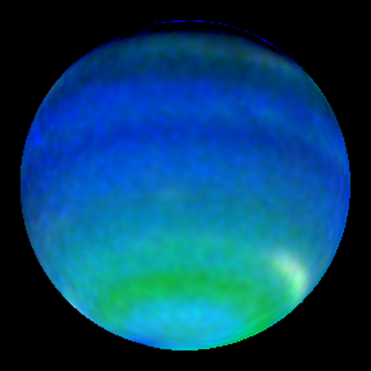 Printable Picture of Planet Neptune - Pics about space