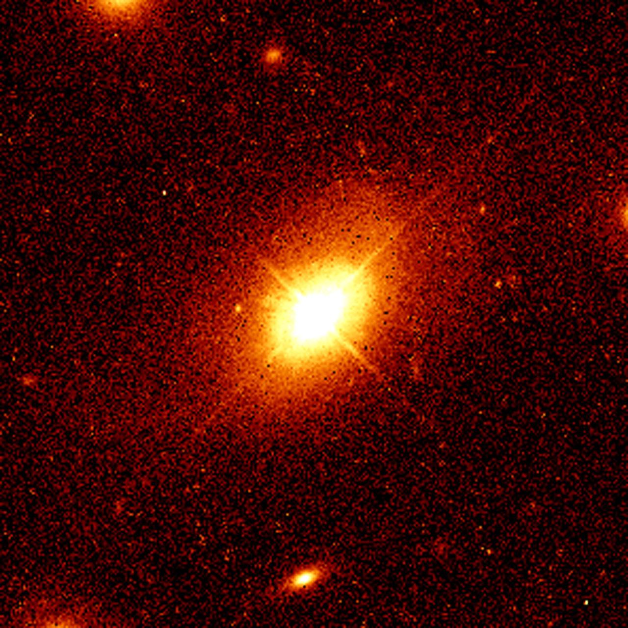 quasar hubble