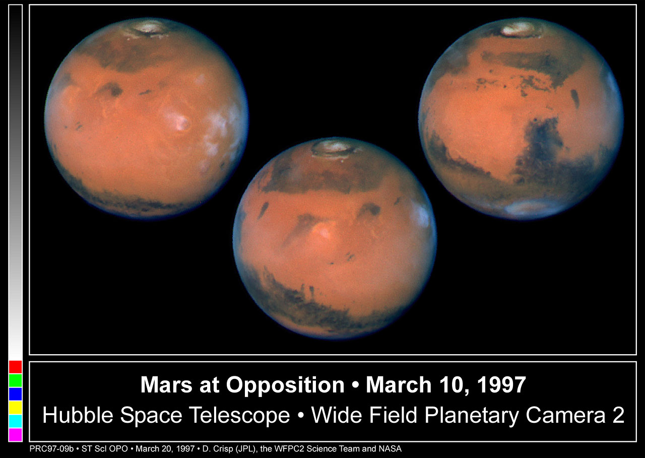 planet mars august 27 2007 - photo #20