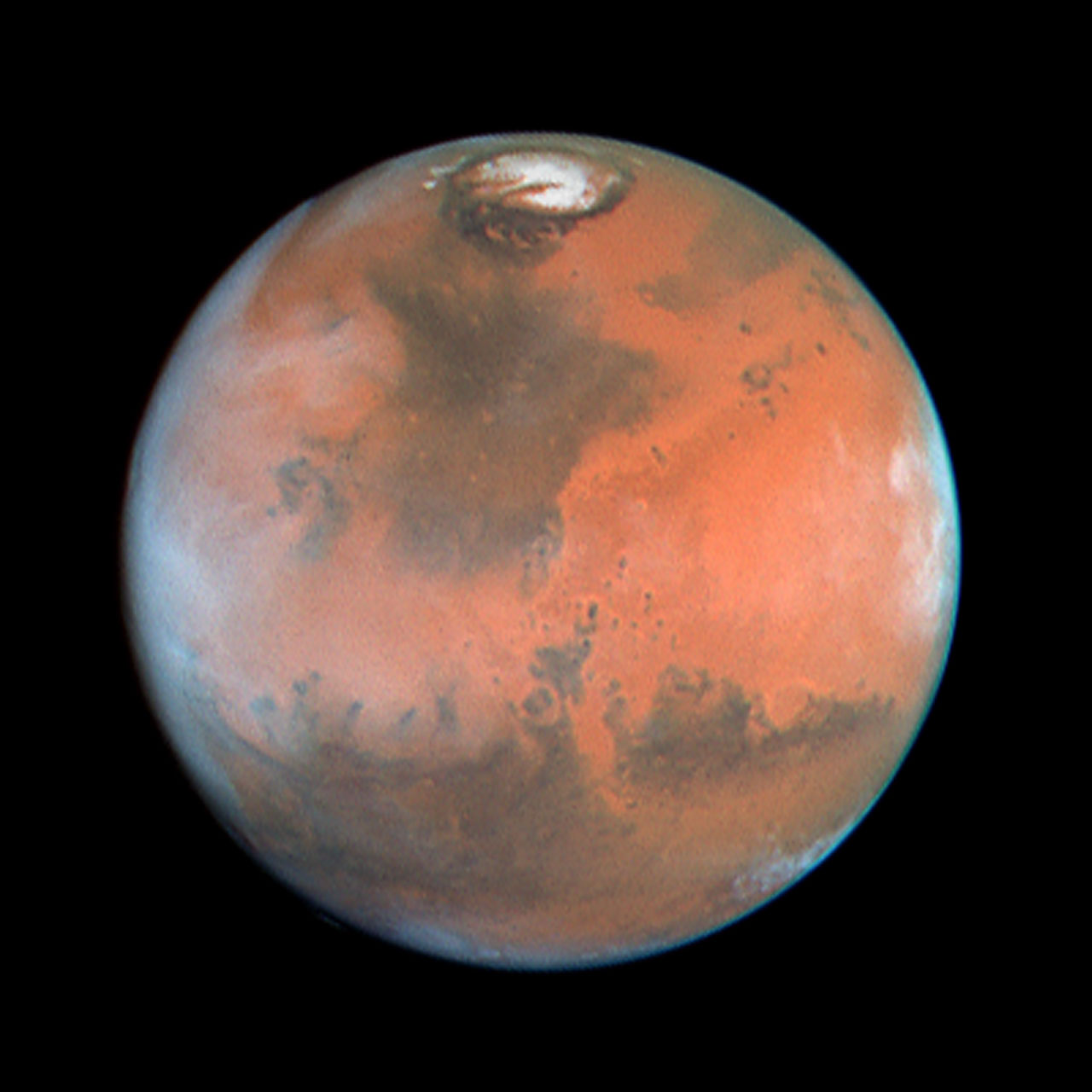 hubble images of mars - photo #4