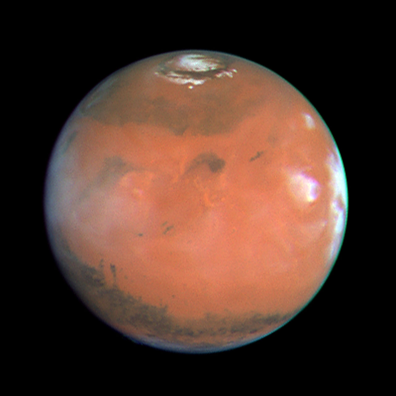 hubble images of mars - photo #18